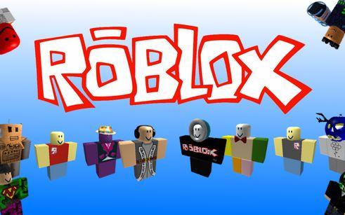 Roblox capture d'écran