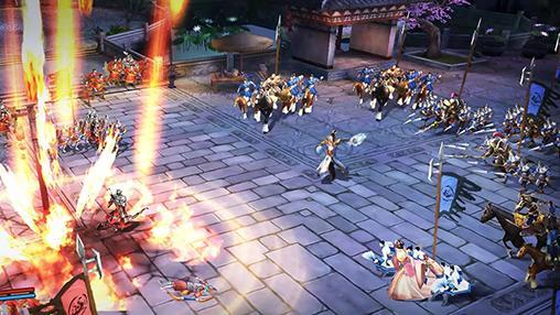 Kingdom warriors für Android