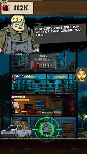 Arcade-Spiele Final fortress: Idle survival für das Smartphone