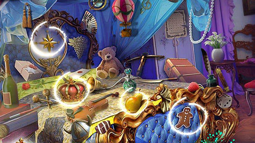 Hidden objects: Beauty and the Beast für Android