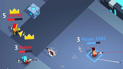Скриншот Отряд на Айфон