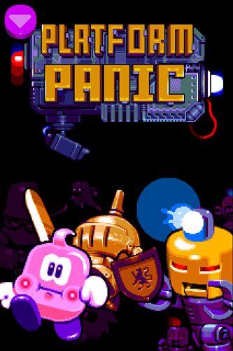 логотип Платформенная паника