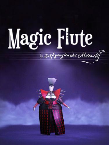 логотип Чарівна флейта Моцарта