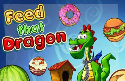 logo Feed that dragon