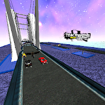 Track racing online Symbol