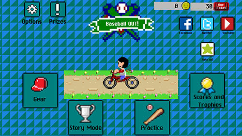 Baseball out! screenshot 1