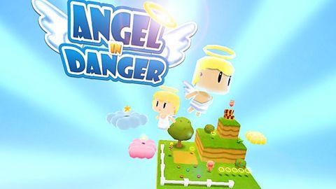 logo Ángel en peligro