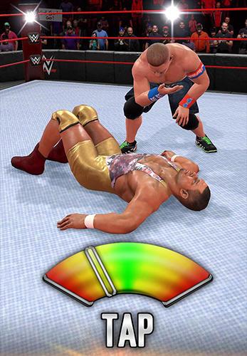 战斗:下载WWE universe到您的手机