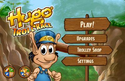 logo Raça do Troll Hugo