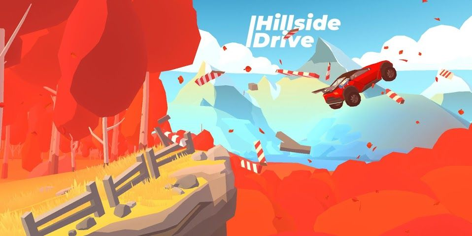 Hillside Drive Racing скриншот 1