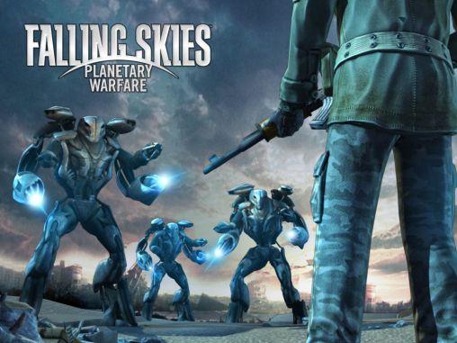 Falling skies: Planetary warfare icono