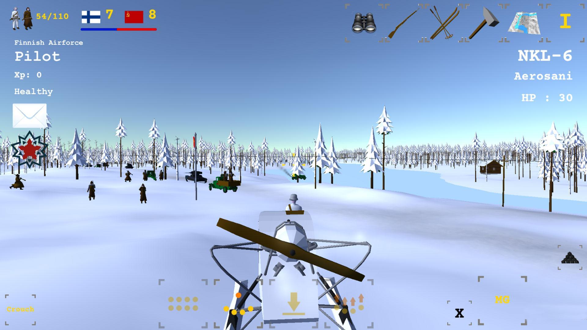 Winter War screenshot 1