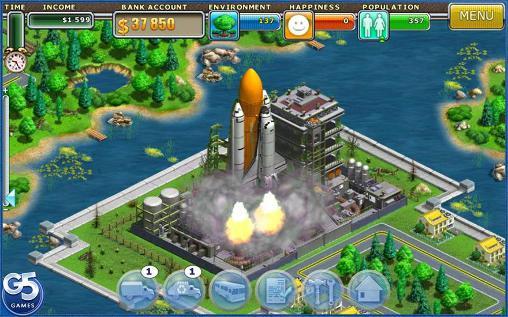 Estratégias Virtual citypara smartphone