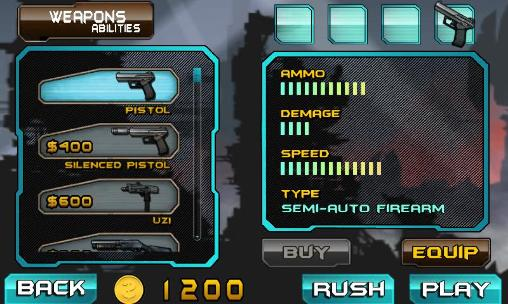 Zergs hunter screenshot 2