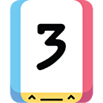 Threes!іконка