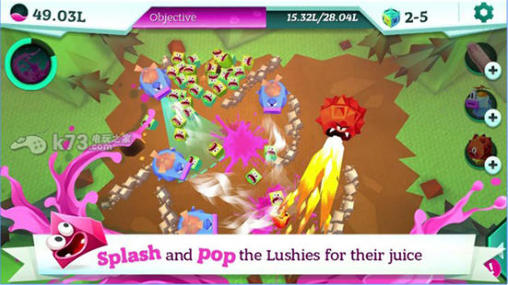 Splash pop for Android