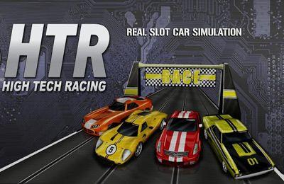 logo HTR High Tech Racing Evolution