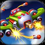 Air force X: Warfare shooting games icon