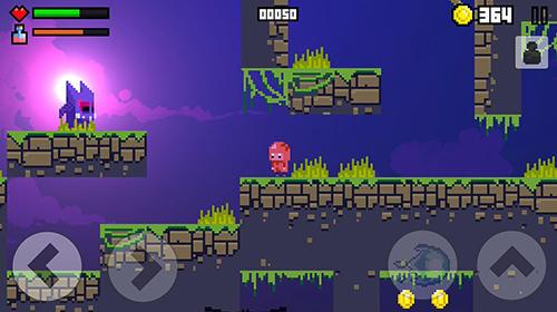 Pixel Fate of Nimi: Adventure platform game auf Deutsch
