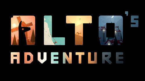 логотип Приключение Альто