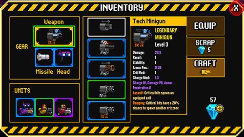 RPG Fusion heroes für das Smartphone