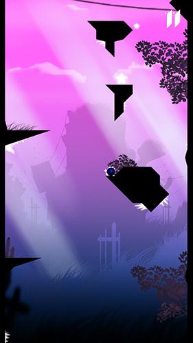 Arcade-Spiele Classic ball and the night of falling stars für das Smartphone
