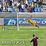 Mobile kick Symbol