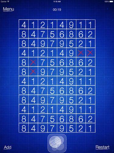 Puzzle numérico para iPhone