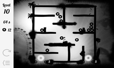 Puzzle Gravity Maze in English