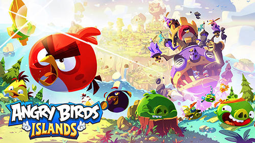Angry birds islands іконка