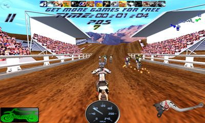 Ultimate MotoCross 2 скриншот 2