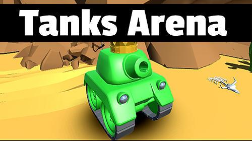 Tanks arena Screenshot