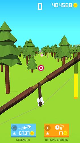 Arcade-Spiele Flying arrow by Voodoo für das Smartphone
