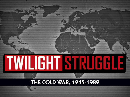 Twilight struggle capture d'écran 1