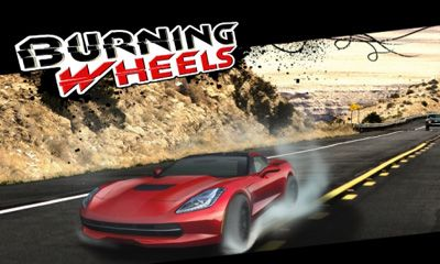 Burning Wheels 3D Racing icono