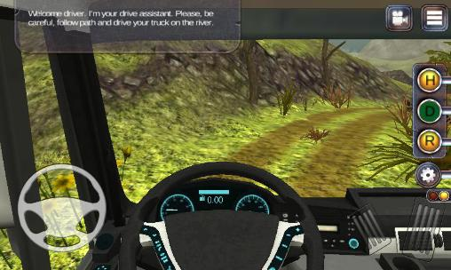 Truck simulator: Offroad para Android