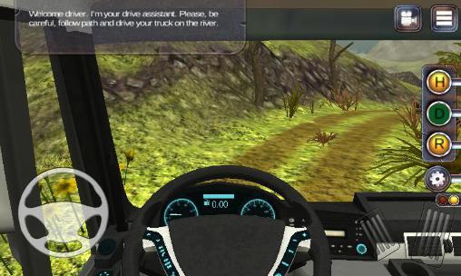 Truck simulator: Offroad für Android