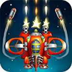 Solar squad: Space attack icono
