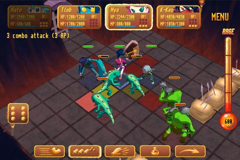 RPG-Spiele Light apprentice für das Smartphone