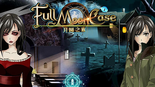 Full Moon case. Escape the room of horror asylum Screenshot