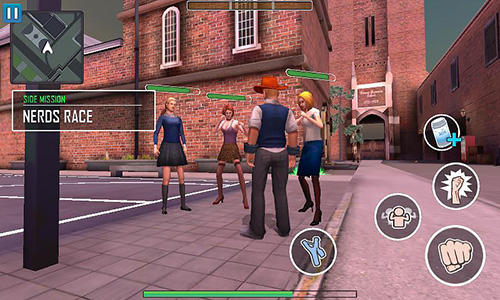 High school gang для Android