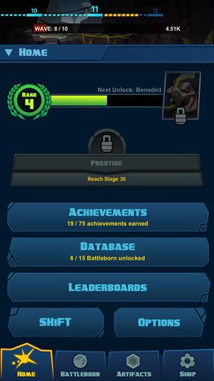 Battleborn tap Screenshot