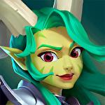 Dragon strike: Puzzle RPG icono
