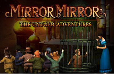 логотип Зеркало - Зеркальце: Приключения Белоснежки