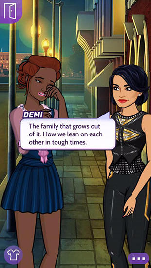 Demi Lovato: Path to fame screenshot 1