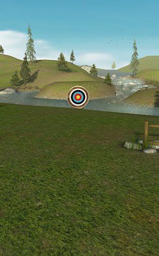 Bowmaster archery: Target range für Android