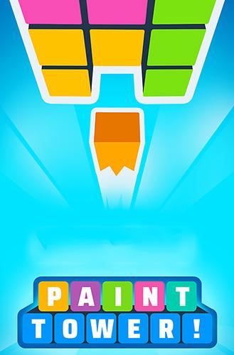 Paint tower! Screenshot