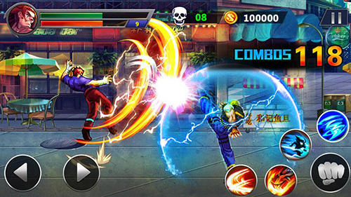 Street fighting screenshot 1