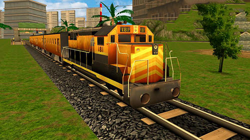 Fast train simulator 2018 en español