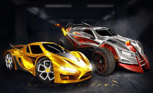 Racing games Fearless wheels for smartphone